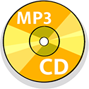 Audio MP3-CD
